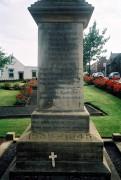 Greenside War  Memorial